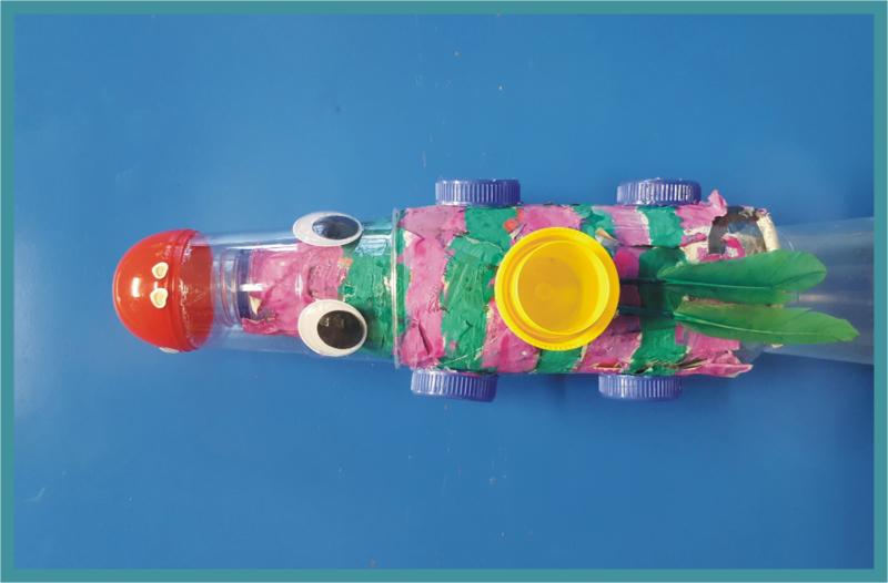 plastic fantastic  -1-