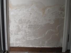 vochtproblemen na het stuccen van oude muren