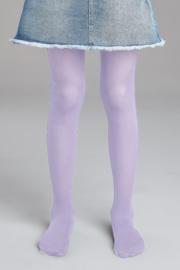 Maillot 40 denier lila