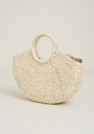 Rita straw bag, Rut & Circle