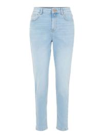 Leah mom jeans light blue, Pieces