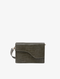Gunes crossbody khaki, Pieces