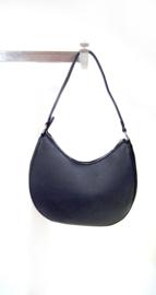 Donnatella schouder tas zwart, Pieces