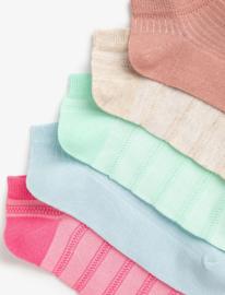Rainbow socks, Koton