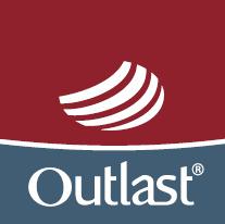 Kussensloop thermoregulerend Outlast/Cool