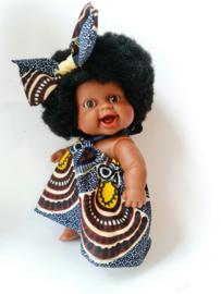 Mini Afro Dolls