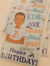 Birthday Boys Cards