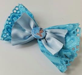 Prinsces Tiana Hair Bow