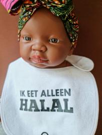 Ik eet alleen Halal
