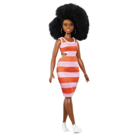 Afro Girl Barbie