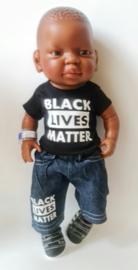 Marlon BLACK LIVES MATTER doll