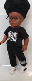 Shuri Black Lives Matter