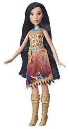 Pochahontas Barbie