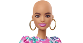 Alopecia Barbie