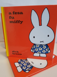 a party from Miffy