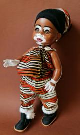 Vitiligo Winnie
