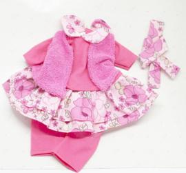 Pink 4 delige set