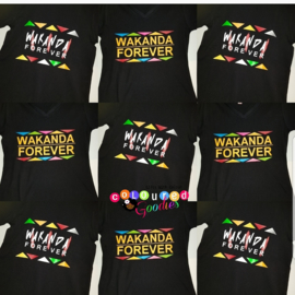 Wakanda Colour