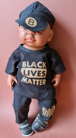 Marlon BLack Lives Matter