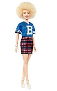 Albinism Barbie