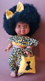 Selah Leopard yellow