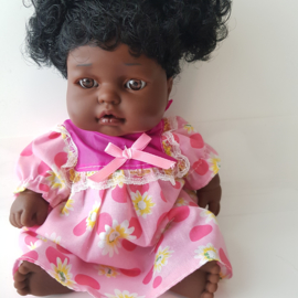Jurkje 25 cm teenage barbie
