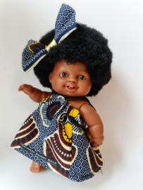Rosa Tiefka Nubian