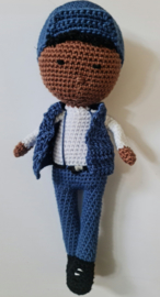 Crochet Cool Boy