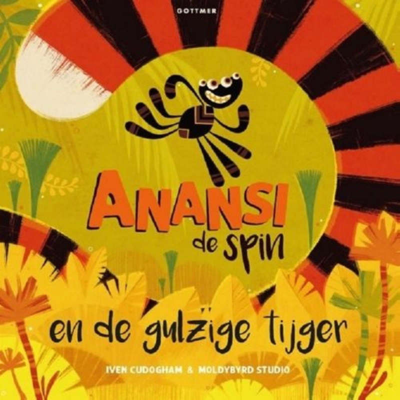 Anansi en de gulzige tijger