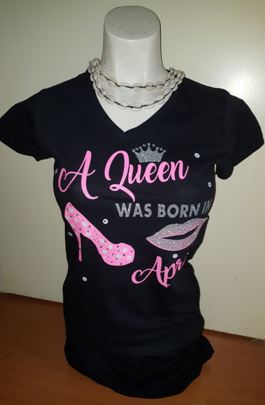 Birthday  Queen Shirt