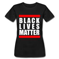 Black Lives Matter  red