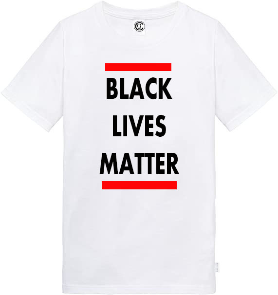 BLACK LIVES MATTER (little)