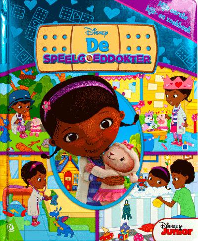 Doctor Mc Stuffin Speelgoed dokter