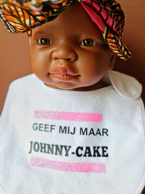 Geef mij maar Johnny Cake pink