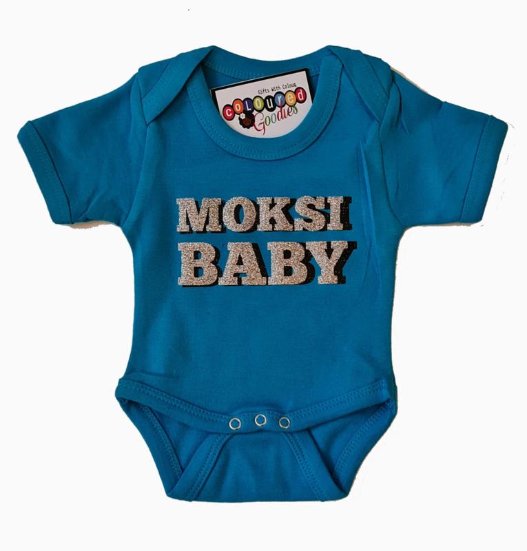 Moksi baby Blue