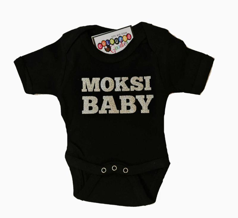 MOKSI BABY BLACK