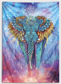 Elephant spirit Wandtapijt
