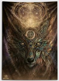 Wolf spirit Tapestry