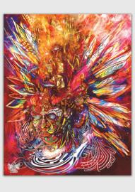 Big spirit of the universe Poster