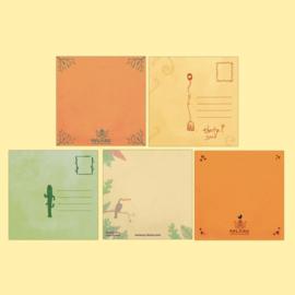 Set 5 kaarten