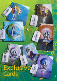 Exclusive cards