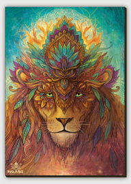 Lion spirit Canvas print