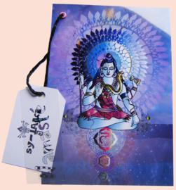 Shiva blauwe zon