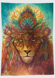 Lion spirit Tapestry