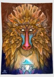 Monkey Spirit Tapestry