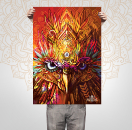 The wise owl Poster