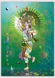 Dance ethereal green