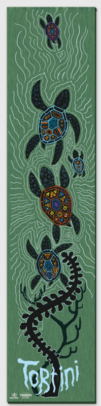 Tortini Canvas print