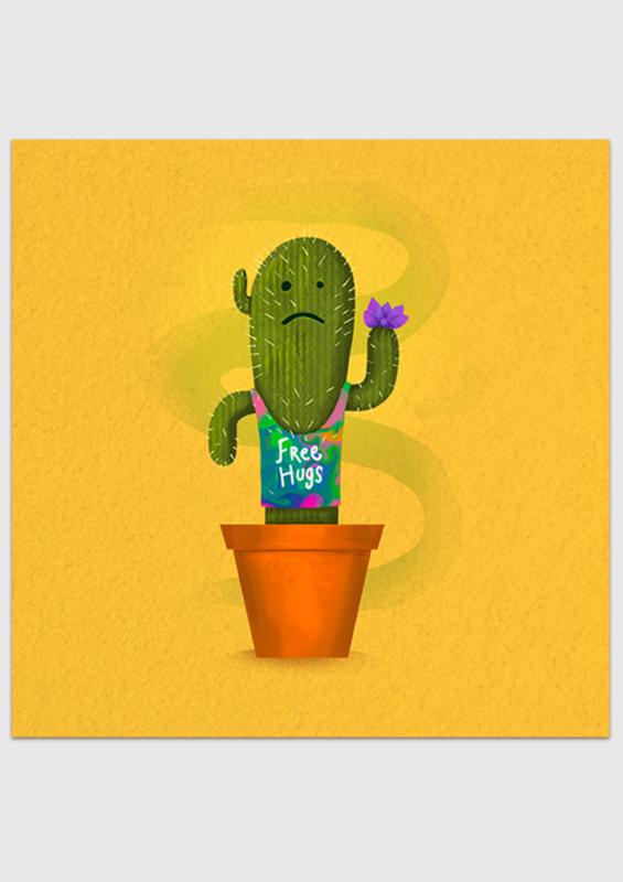 Sad Cactus
