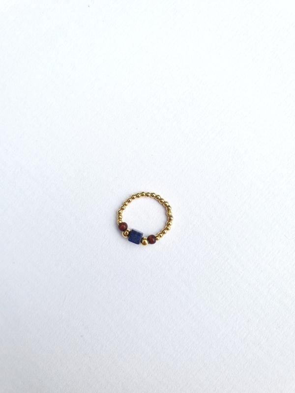 Aila       - Lapis lazuli ring